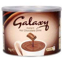Galaxy Hot Chocolate 1kg Tin
