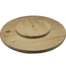 Apollo Lazy Susan, 35cm, Ruberwood