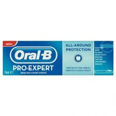 Oral B Pro-Expert All-Around Protection Clean Mint Toothpaste 75ml (4 Packs)