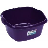Wham, High Grade, Purple Square Washing Up Bowl
